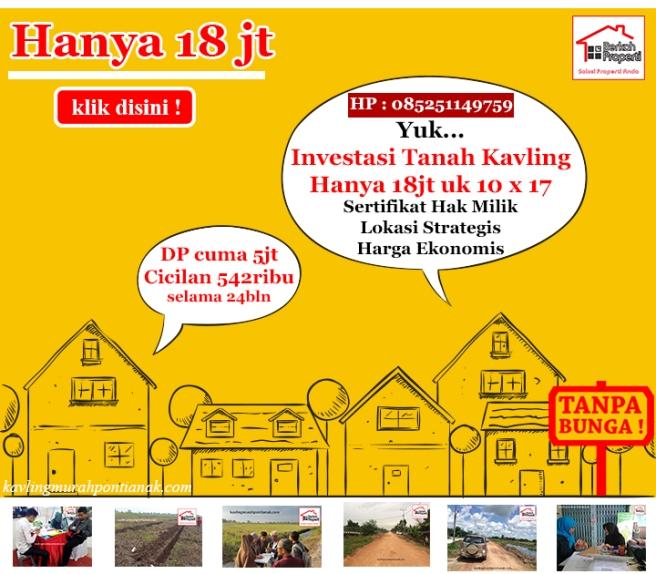 Contoh Iklan Penjualan Tanah yang Benar | Contoh Iklan ...